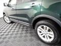 Ford Explorer XLT 4WD Green Gem Metallic photo #10