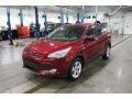 Ford Escape SE Ruby Red Metallic photo #1