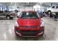 Ford Escape SE Ruby Red Metallic photo #3