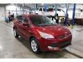 Ford Escape SE Ruby Red Metallic photo #4