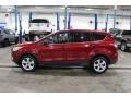 Ford Escape SE Ruby Red Metallic photo #9
