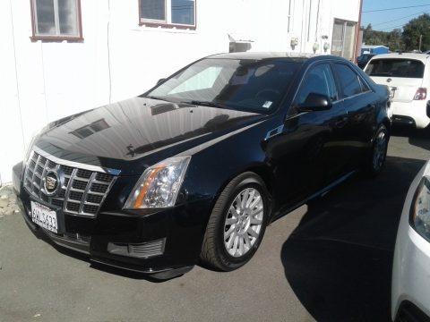 Black Raven 2012 Cadillac CTS 3.0 Sedan