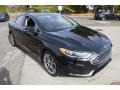 Ford Fusion SEL Agate Black photo #3
