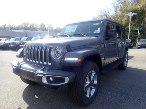 Sting-Gray 2021 Jeep Wrangler Unlimited Sahara 4x4