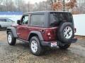 Jeep Wrangler Islander 4x4 Snazzberry Pearl photo #6