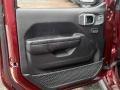 Jeep Wrangler Islander 4x4 Snazzberry Pearl photo #9