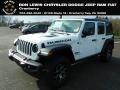 Jeep Wrangler Unlimited Rubicon 4x4 Bright White photo #1