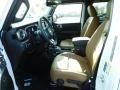 Jeep Wrangler Unlimited Rubicon 4x4 Bright White photo #11