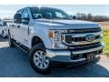Ford F350 Super Duty XLT Crew Cab 4x4 Star White photo #1
