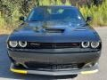 Dodge Challenger R/T Scat Pack Pitch Black photo #3