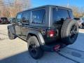 Jeep Wrangler Unlimited Sport 4x4 Black photo #9