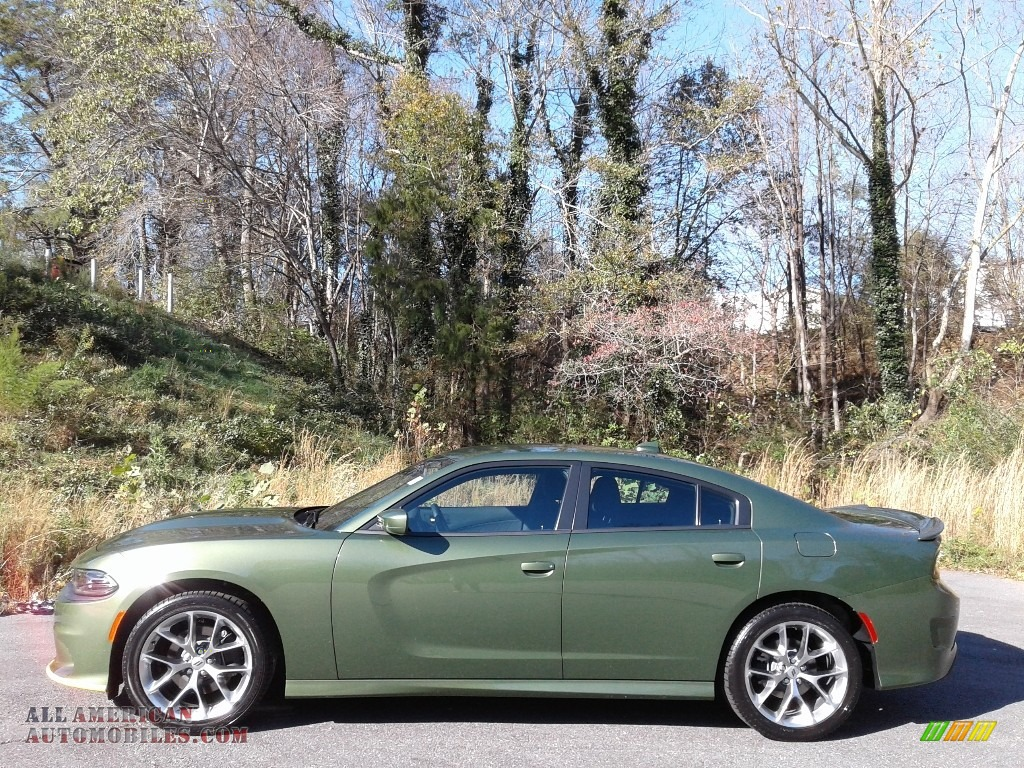 2020 Charger GT - F8 Green / Black photo #1