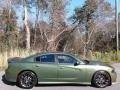 Dodge Charger R/T Scat Pack F8 Green photo #5