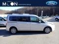 Ford Transit Connect XLT Passenger Wagon Silver Metallic photo #1