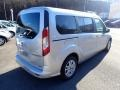 Ford Transit Connect XLT Passenger Wagon Silver Metallic photo #2