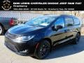 Chrysler Pacifica Launch Edition AWD Brilliant Black Crystal Pearl photo #1