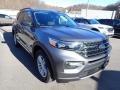 Ford Explorer XLT 4WD Carbonized Gray Metallic photo #3