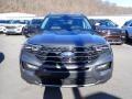 Ford Explorer XLT 4WD Carbonized Gray Metallic photo #4