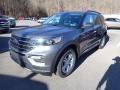 Ford Explorer XLT 4WD Carbonized Gray Metallic photo #5