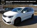 Chrysler Pacifica Launch Edition AWD Bright White photo #1
