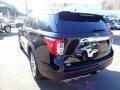 Ford Explorer XLT 4WD Agate Black Metallic photo #6