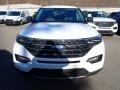 Ford Explorer XLT 4WD Star White Metallic Tri-Coat photo #4