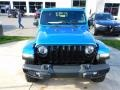 Jeep Gladiator Willys 4x4 Hydro Blue Pearl photo #2