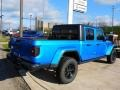 Jeep Gladiator Willys 4x4 Hydro Blue Pearl photo #5