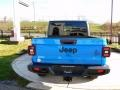 Jeep Gladiator Willys 4x4 Hydro Blue Pearl photo #6