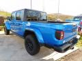 Jeep Gladiator Willys 4x4 Hydro Blue Pearl photo #8