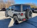 Jeep Wrangler Unlimited Sport Altitude 4x4 Sting-Gray photo #9