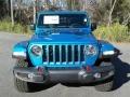 Jeep Gladiator Rubicon 4x4 Hydro Blue Pearl photo #3