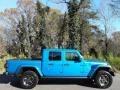 Jeep Gladiator Rubicon 4x4 Hydro Blue Pearl photo #5