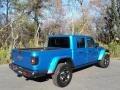 Jeep Gladiator Rubicon 4x4 Hydro Blue Pearl photo #6
