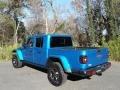 Jeep Gladiator Rubicon 4x4 Hydro Blue Pearl photo #9