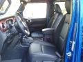 Jeep Gladiator Rubicon 4x4 Hydro Blue Pearl photo #11