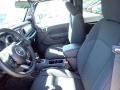 Jeep Wrangler Sport 4x4 Black photo #14