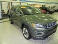 Jeep Compass Limted 4x4 Olive Green Pearl photo #3