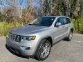 Jeep Grand Cherokee Limited 4x4 Billet Silver Metallic photo #2