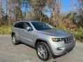 Jeep Grand Cherokee Limited 4x4 Billet Silver Metallic photo #4