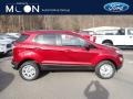 Ford EcoSport SE 4WD Ruby Red Metallic photo #1