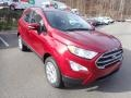 Ford EcoSport SE 4WD Ruby Red Metallic photo #3