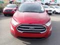 Ford EcoSport SE 4WD Ruby Red Metallic photo #4