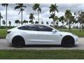 Tesla Model 3 Long Range Pearl White Multi-Coat photo #2