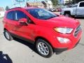 Ford EcoSport SE 4WD Race Red photo #8