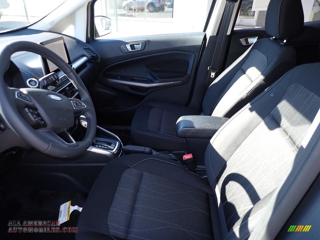 2020 EcoSport SE 4WD - Smoke Metallic / Ebony Black photo #10