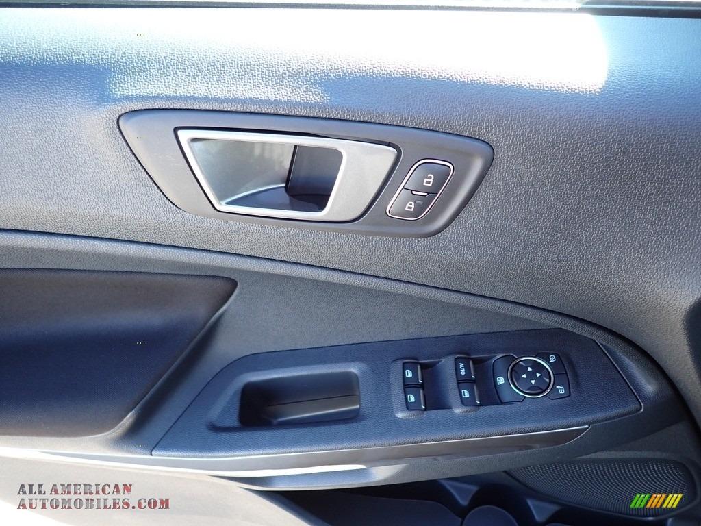 2020 EcoSport SE 4WD - Smoke Metallic / Ebony Black photo #13