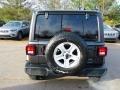 Jeep Wrangler Unlimited Sport 4x4 Granite Crystal Metallic photo #6