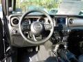 Jeep Wrangler Unlimited Sport 4x4 Granite Crystal Metallic photo #13
