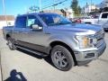 Ford F150 XLT SuperCrew 4x4 Iconic Silver photo #7